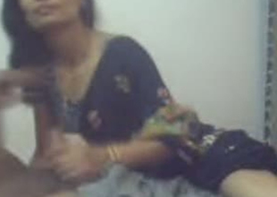 Playful Indian woman exposes will not hear of titties on cam