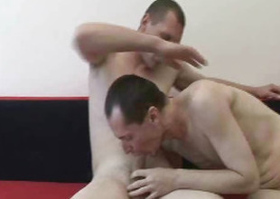 Anal Barebacking And Cum Felching