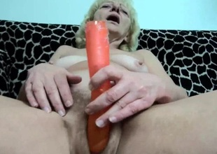 OldNanny Old mature whiped increased by fucked with horny guy