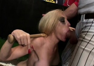 Slender bazaar doxy apropos massive bumpers gets tied hither and face drilled