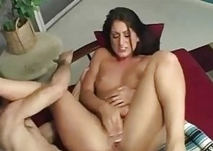 Sultry Latina Gets A Mean Anal And A Mouth Plenteous Cum