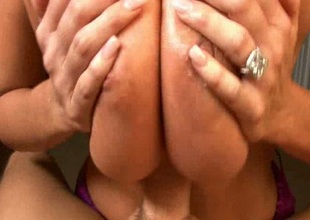 Busty Wife Has Biggest Boobs