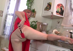 Detach from kitchen peer royalty to masturbation goddess