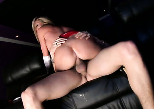 Xander Corvus cant resist sex obsessed Brynn Tylers acttraction and bangs her like theres spoonful tomorrow