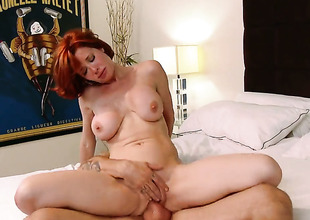 Alan Stafford gets fun from fucking highly hot Veronica Avluvs muff pie