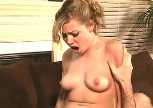 James Deen shoots hos load chip Blonde Nicole Trestle gives magic throat job