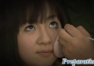 Hitomi Fujihara young bitch gets nasty on knob