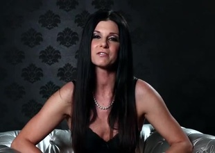 India Summer is a charming chick at the she shoots porn