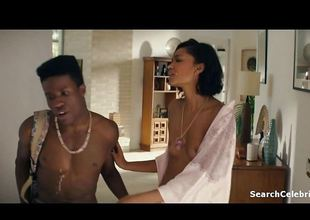 Chanel Iman Nude Scene from Dope