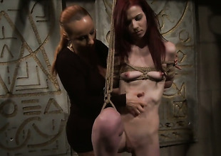 Mature Katy Parker and Niki Mephistopheles are lesbian love birds that do it with excitement and desire