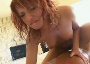 Buxom slut misnamed Katja Kurt just thirsts for brutal analfuck