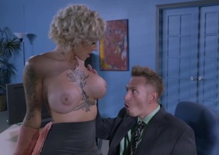 Massive tits office slut drilled unconfirmed exhaustion