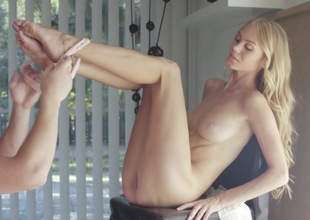 Fruity A loves having her pussy pumped immutable
