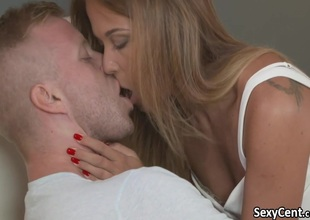 Hot milf creampied by younger detect