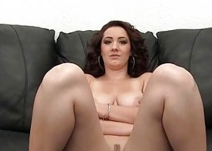 Big Bristols Amateur Painal Toss - First Time Anal