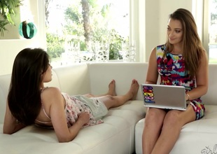 Dani Daniels and Shyla Jennings at GirlsWay