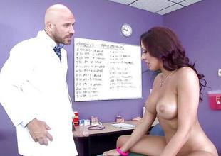 Girlie loving Rachel Starr takes in the name of a big learn of