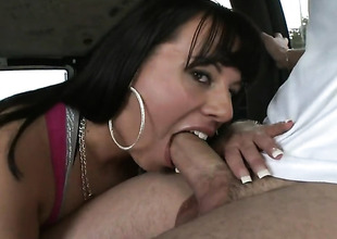 Murky Kendra Star with phat gazoo is skilled enough adjacent to make dude cum again and again