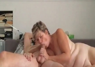 It is really awesome to have sex with a woman older than u