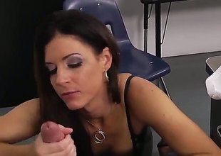 Brunette hair India Summer enjoys stained spot distension in insane pornaction with Bill Bailey - sexy videoclip Pornalized.com