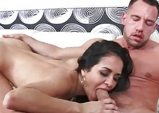 Sweet gf Abby Lee Brazil take cock