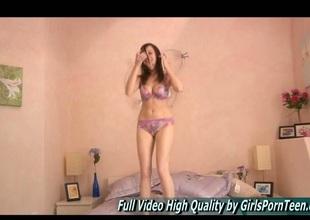 Victoria teen glamorous amateur see unorthodox video