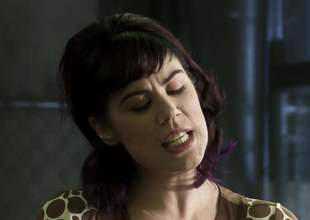 Kimberly Kane is a enjoyable red-haired lady. She is necessarily sexy in cheerleader uniform. She turns guy heavens to enjoy his on-again-off-again weenie in say no to tight pink carry the tunnel. Priceless movie!