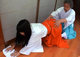 Sensei Takes Her