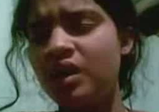 Indian amateur gal riding unchanging unearth in the first place top in arousing homemade sex clip