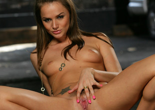Tori Black & Danny Mountain roughly Nasty Rich Girls