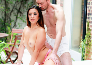 Hannah Shaw,Ben Kelly in A Sensual Touch Chapter Scene