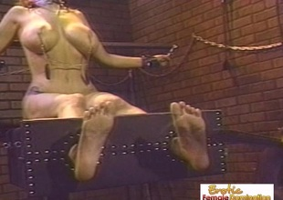 Mistress Takes Her Epoch Dominating Her Favorite Slave