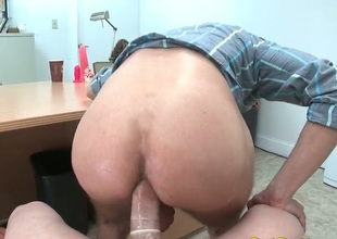 Guy fucked off out of one's mind biggest dick