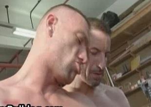 Very extreme gay skilful sucking
