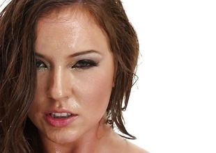 Sex pot pussy pie Maddy OReilly drilled wide of BBC