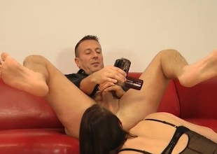 Talented bitch is amazing in her hardcore porn audition